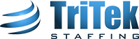 TriTek Staffing Logo